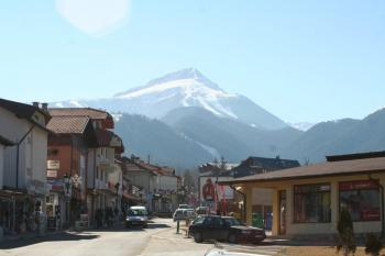 Pictures from the town of Bansko